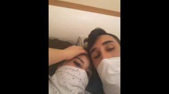 Kuzenini rokettube için siken Türk