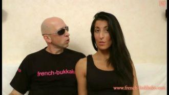 Fransız esmer hatunun sevgilisi ile ilişkisi