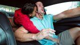 Uber Takside Azgınlık Krizine Giren Sürtük Yarağa Sarıldı